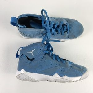Nike UNC Blue Air Jordan 7 VII A0917520